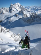 Tour Ronde South Face